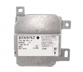 CENTRAL DE AIR-BAG RENAULT CLIO 7700428310 0285001157